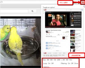 2013 05 24 0627 300x239 【動画】感動するほど使える!!YouTubeの動画再生ページをカスタマイズできるChromeのアドオン「YouTube Options」が超おすすめ!