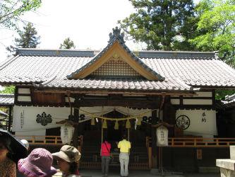 IMG 0021 w400 h250 【旅行】上田城跡公園に乗り込んで来たよ!
