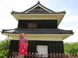 IMG 0025 w400 h250 【旅行】上田城跡公園に乗り込んで来たよ!
