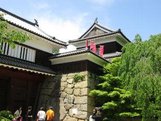 IMG 0026 w400 h250 【旅行】上田城跡公園に乗り込んで来たよ!