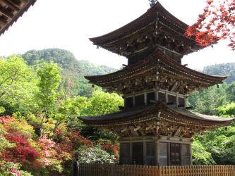 IMG 0033 w400 h250 【旅行】「前山寺」と「北向観音」と「安楽寺」へ出動!