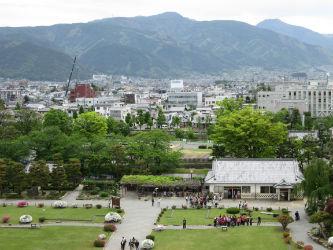 IMG 0050 w400 h250 【旅行】松本城へいざ出陣!
