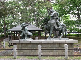 IMG 0053 w400 h250 【旅行】川中島古戦場で武田信玄と上杉謙信に会う