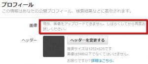 gazou 300x131 【Twitter】私が経験したTwitterのシステムトラブルをまとめて紹介してみる