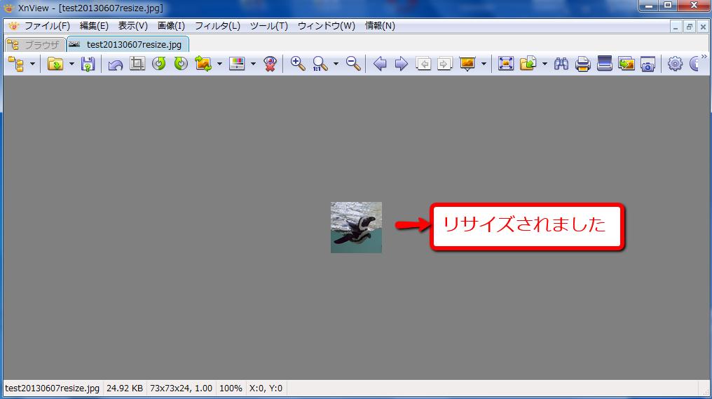 2013 06 07 0603 【ITサービス】縦横比の違う画像を簡単に正方形にできる「XnView(エックスエヌビュー)」が超便利!!