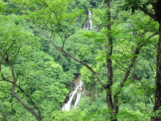 IMG 0129 【旅行】日光市にある霧降の滝が意外に地味でした