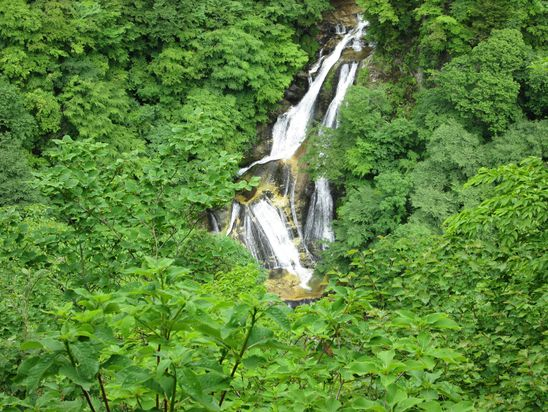 IMG 0132 【旅行】日光市にある霧降の滝が意外に地味でした