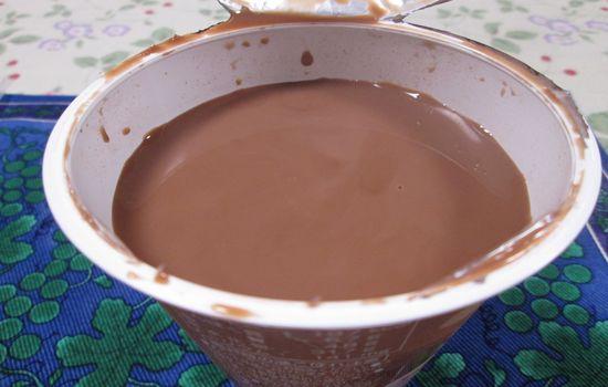 IMG 0242 【食べ物】スゴくいいコク!!ファミリーマートの「カカオ香るアイスココア」を飲んでみました!