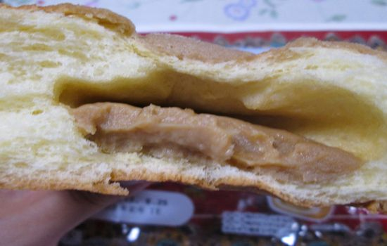 IMG 0248 【食べ物】甘くて美味しい!ファミリーマートの映画「真夏の方程式」キャンペーン対象商品「コーヒーメロンパン」を食べてみました!