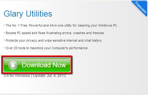 2013 07 09 2046 【ITサービス】PC簡単メンテナンス!「GlaryUtilities(グラリーユーティリティーズ)」の使用方法