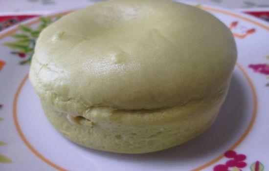 IMG 0354 【食べ物】これぞ本当のメロンパン!?ローソンの「冷やして食べるしっとりメロンパン」を食べてみました!
