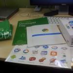 Google Developer Day 2009の戦利品