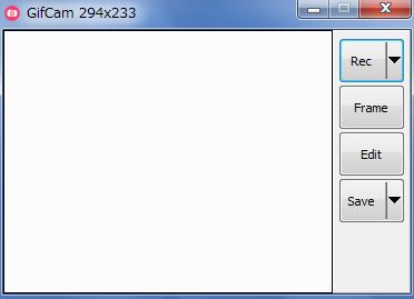 2013 08 05 2050 【ITサービス】デスクトップ画面を録画してアニメーションGIFを作成する画期的なソフト「GifCam(ジフカム)」