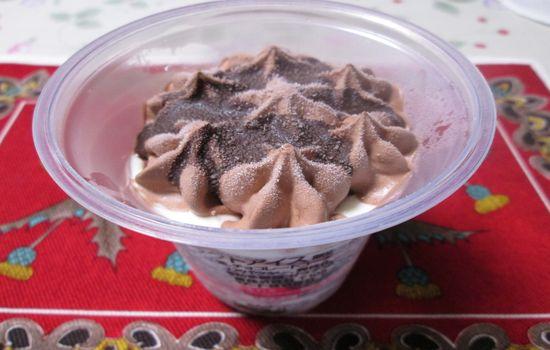 IMG 0338 【食べ物】ドルチェTimeのライバルアイス!?森永製菓のパフェアイス「サンデーカップパリパリチョコ」を食べてみました!