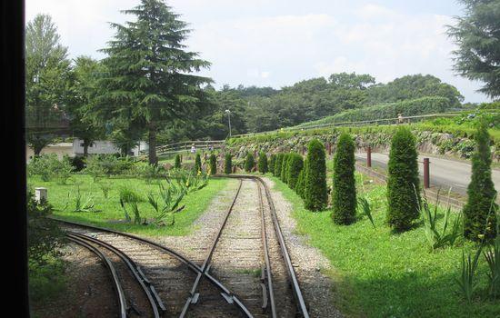 IMG 0538 【旅行】園内に鉄道!?りんどう湖ファミリー牧場でスイス鉄道に乗る【那須】