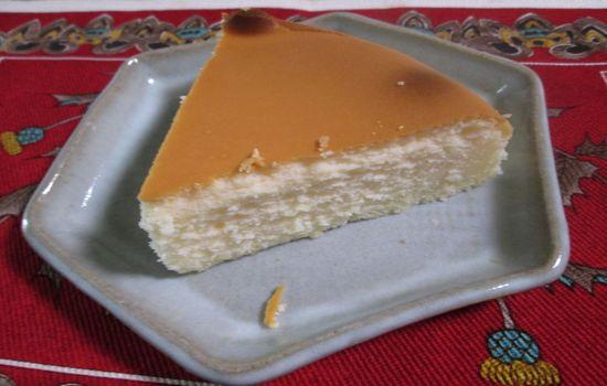 IMG 0597 【食べ物】モチモチ食感はまさにチーズ!那須高原チーズガーデン「御用邸チーズケーキ」を食べました!