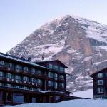 Scheidegg Hotels [Kleine Scheidegg / Swiss]