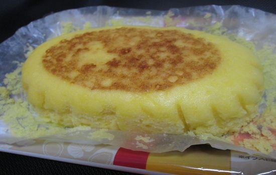 IMG 0628 【食べ物】第一パンの「スイートポテト蒸し」を冷やしたら美味しくいただけました!
