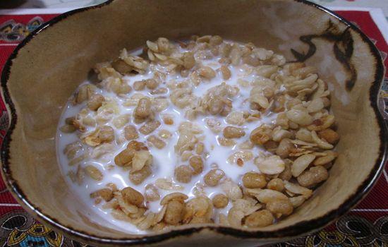IMG 0668 【食べ物】シリアル売上No1!超人気のカルビーの「フルーツグラノーラ(フルグラ)」を食べた感想です