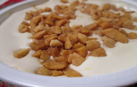 IMG 0712 【食べ物】セブンプレミアムキャラメル&アーモンドカップを食べてみた感想です【レビュー】