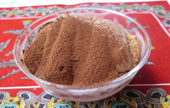 IMG 0750 【食べ物】クルミが美味い!!ローソンの「【TOPS監修】 カップインショコラ」を食べた感想です