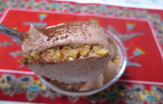 IMG 0752 【食べ物】クルミが美味い!!ローソンの「【TOPS監修】 カップインショコラ」を食べた感想です