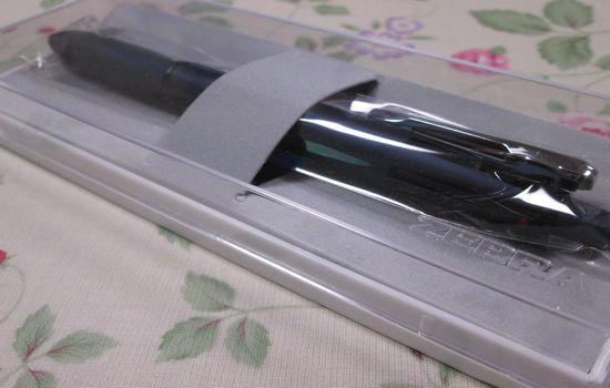 IMG 0935 【レビュー】不要なペンを減らせる!デザインはビジネスでも問題なし!「ゼブラクリップオンマルチ2000」がいいね!