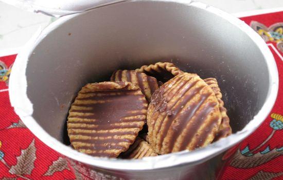 IMG 1044 【食べ物】ポッキーに味が似てる!ブルボンのじゃがチョコを食べました!199カロリーで控えめです【感想】