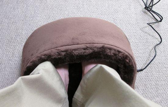 IMG 0953 【レビュー】音も静かで快適に使える!「オムロンフットマッサージャ」はヒーター効果もあって最高です【超おすすめ】
