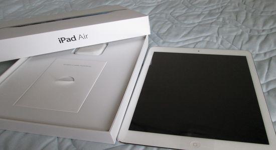 IMG 1203 【iPad】今更ながらiPad Airを購入しました!iPadの初期設定方法をご紹介します!【セットアップ】