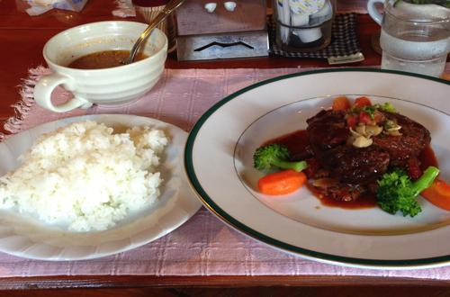 2014 09 06 11.46.20 超柔らかいお肉が楽しめる!ログハウスのレストラン「ツインハート」は癒しの空間でオススメ