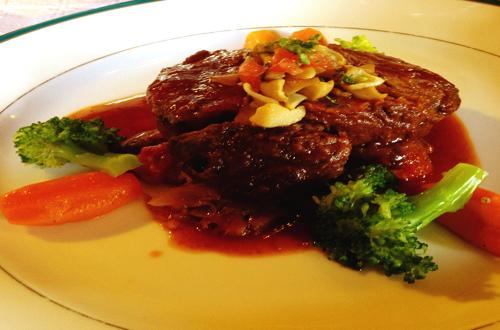 2014 09 06 11.46.54 超柔らかいお肉が楽しめる!ログハウスのレストラン「ツインハート」は癒しの空間でオススメ