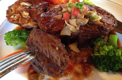 2014 09 06 11.48.42 超柔らかいお肉が楽しめる!ログハウスのレストラン「ツインハート」は癒しの空間でオススメ