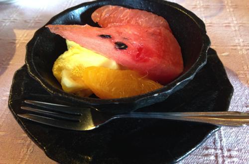 2014 09 06 12.07.36 超柔らかいお肉が楽しめる!ログハウスのレストラン「ツインハート」は癒しの空間でオススメ