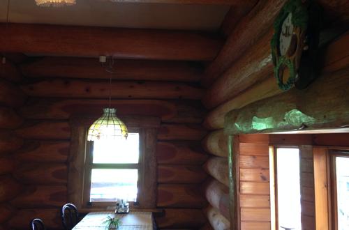 2014 09 06 12.16.56 超柔らかいお肉が楽しめる!ログハウスのレストラン「ツインハート」は癒しの空間でオススメ