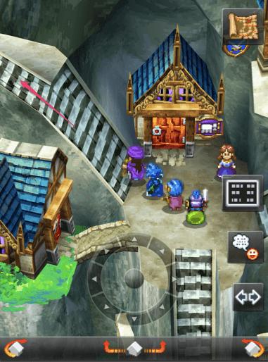 2014 12 14 1128 【スマホ版ドラクエ5】魔法の鍵と魔法のじゅうたんはエルヘブンのどこにあるの?【場所】